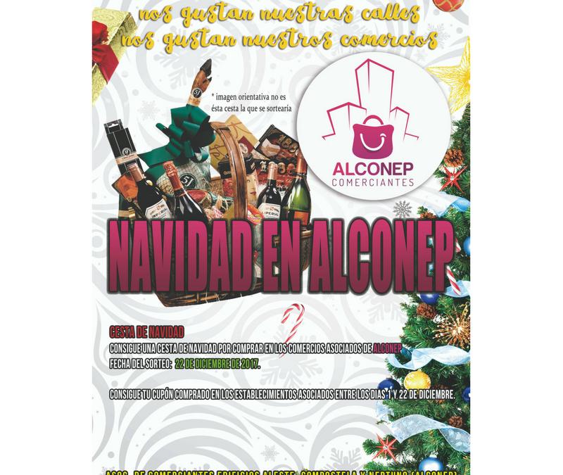 ¡¡¡¡LLEGA LA NAVIDAD A ALCONEP!!!!